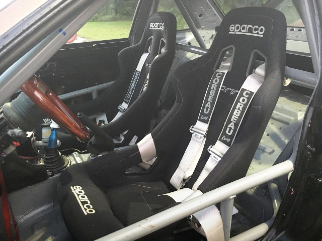 INTERIOR S13 240SX COUPE