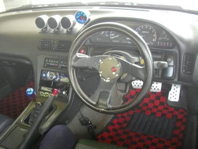 INTERIOR S13 SILVIA DASHBOARD