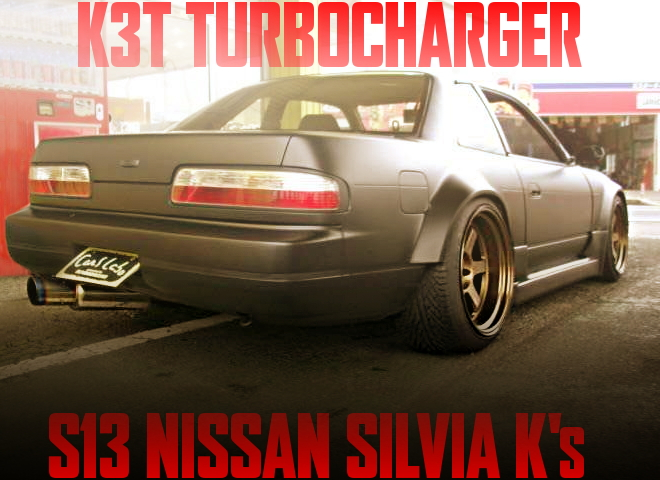 S13 SILVIA K3T TURBINE