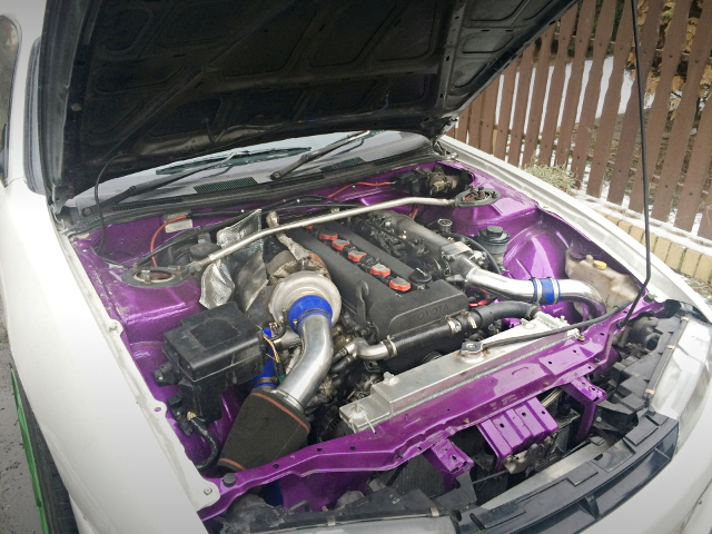 1JZ PRECISION TURBOCHARGED