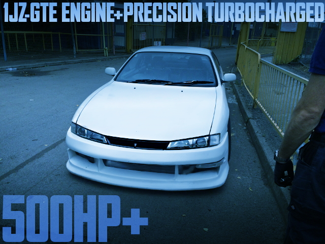 1JZ PRECISION TURBO S14 NISSAN 200SX