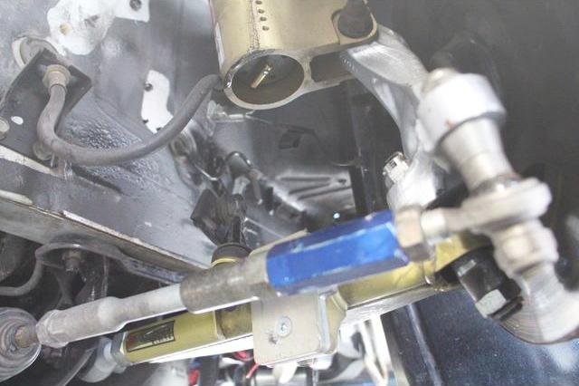 IKEYA-F ADJUSTER ARM FOR S15