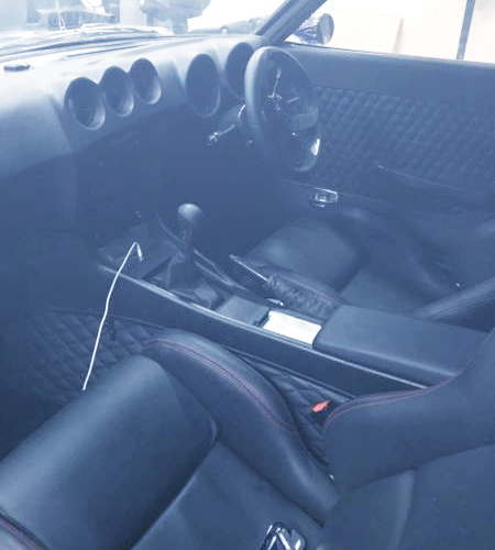 INTERIOR FOR S30 DATSUN 240Z