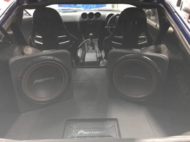 REAR TRUNK ROOM S30 DATSUN 240Z