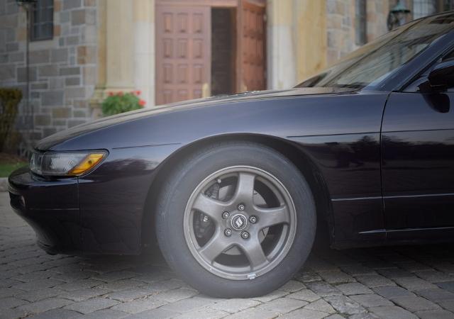 FRONT R32 GT-R WHEEL