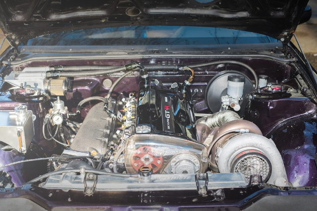 RB26 ENGINE GTX4202R TURBINE