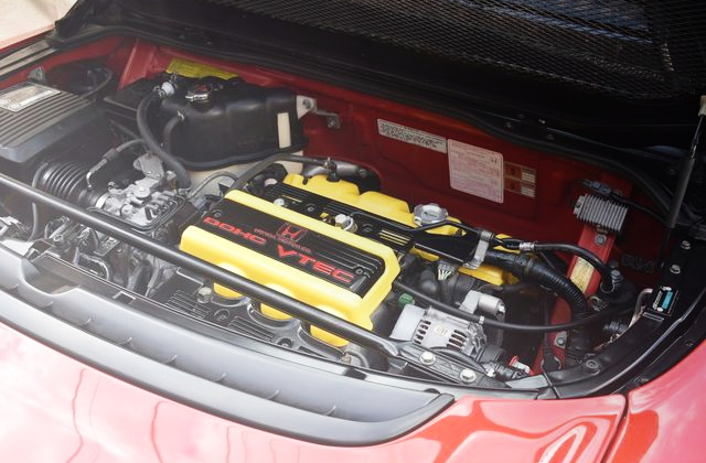 SPOON REFRESHED C30A VTEC ENGINE