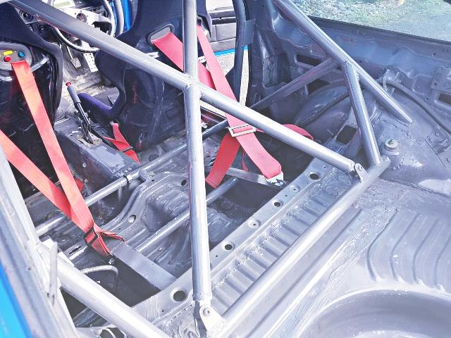 INTERIOR ROLLBAR FOR AE86 TRUENO