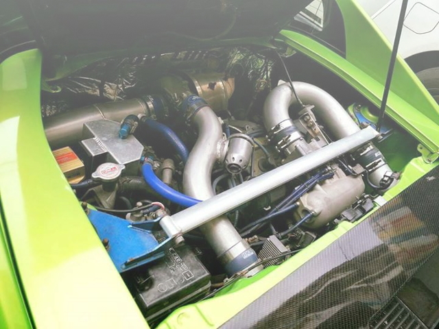 3S-GTE ENGINE SW20 MR2