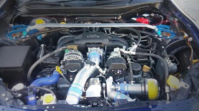 FA20 BOXER TURBO ENGINE