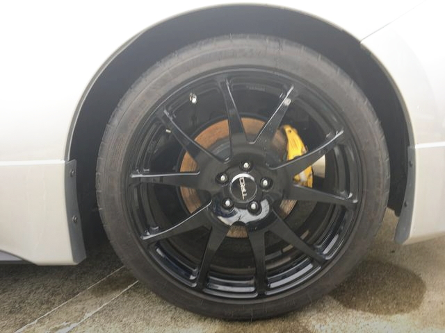 REAR BRZ 2-POT BRAKE CALIPER CONVERSION