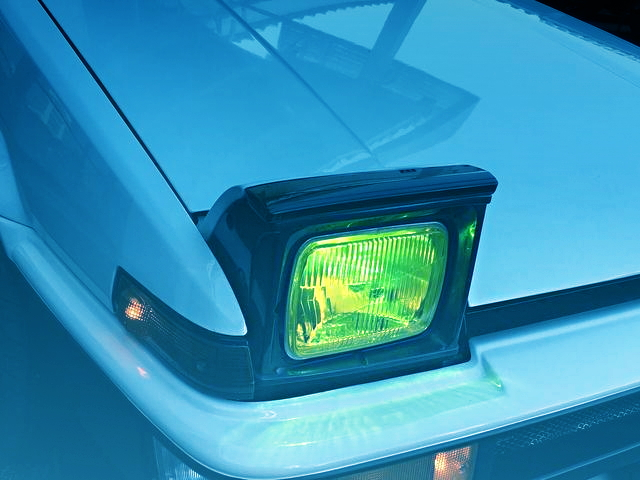 AE86 TRUENO HEAD-LIGHT