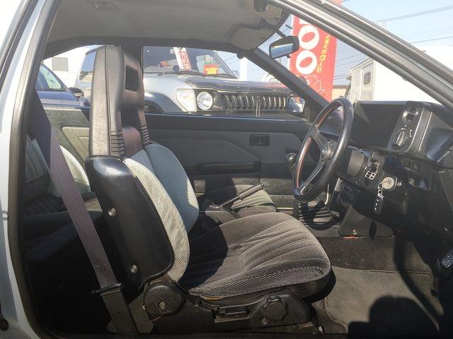 INTERIOR AE86 LEVIN