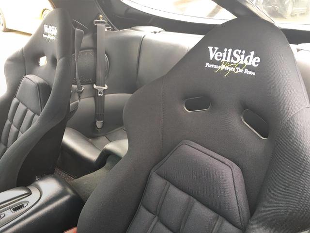 VEILSIDE RACING BUCKET SEAT