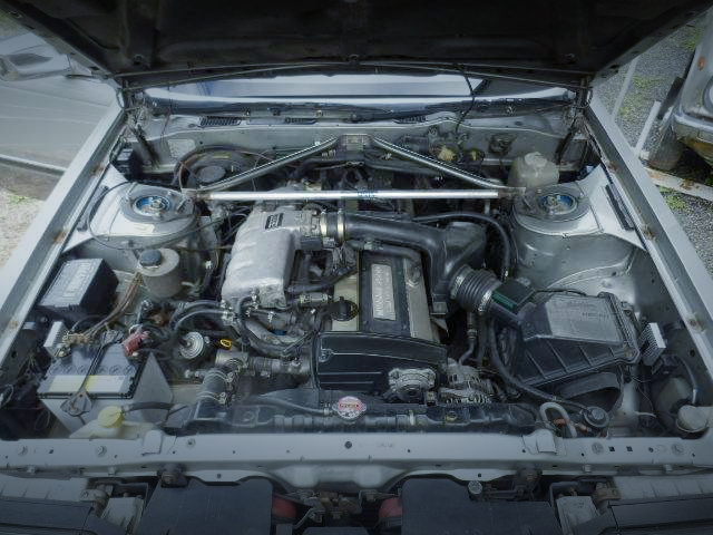 RB25DE 2500cc ENGINE SWAP