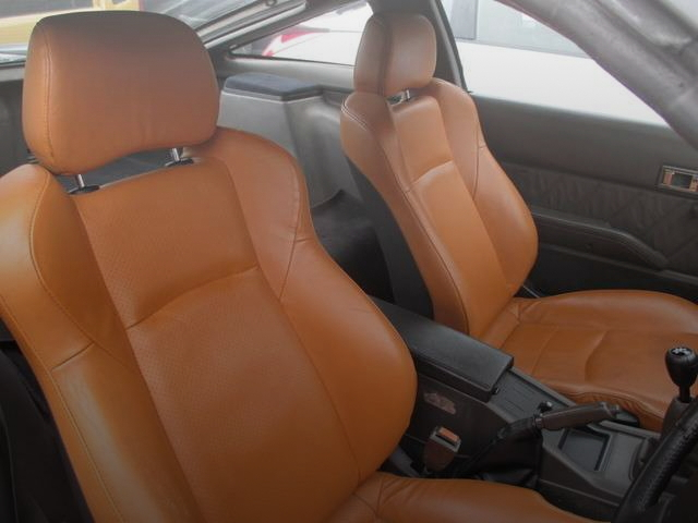 INTERIOR FRONT SEAT FOR Z31