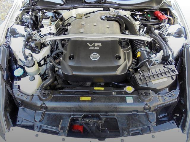 VQ35DE V6 ENGINE