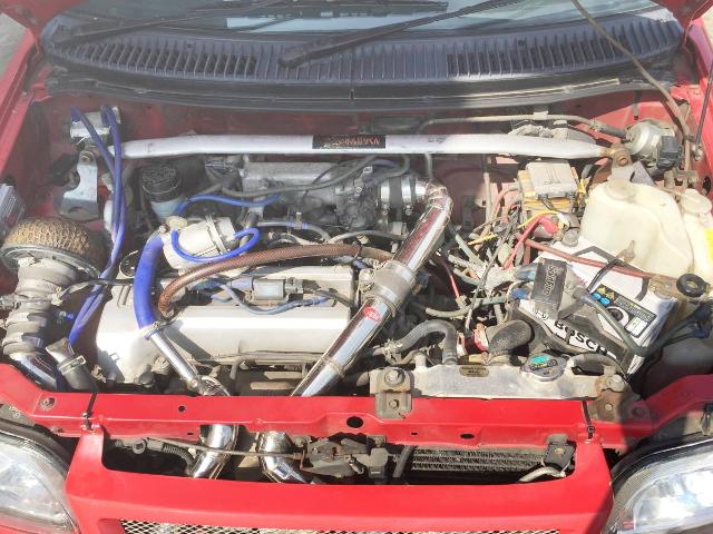 JB-JL TURBO ENGINE AVANZATO-R