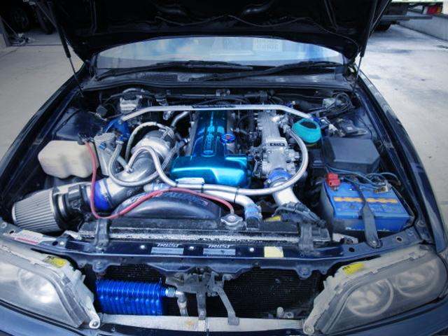 2JZ-GTE ENGINE T4 TURBOCHARGER