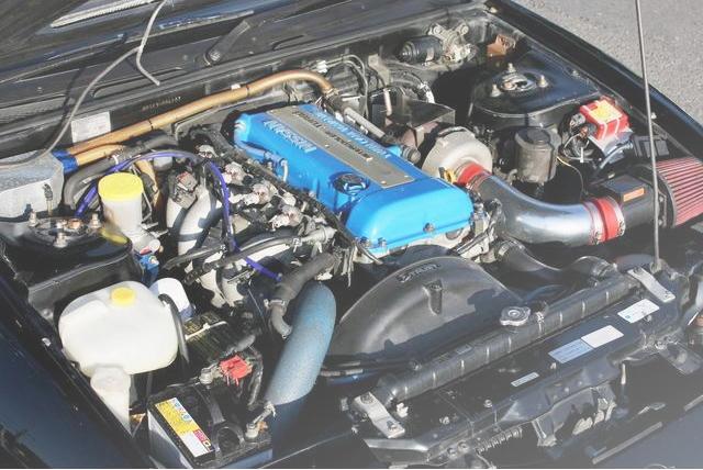 SR20DET RX6 TURBO ENGINE