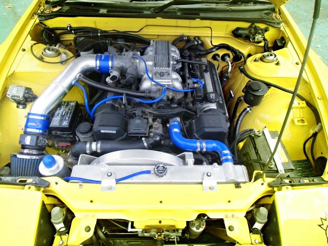 1UZ-FE 4000cc V8 ENGINE SWAP