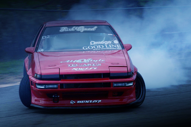 AE86 DRIFTING PICTURE