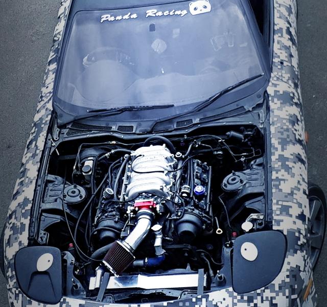 3UZ-FE 4300cc V8 VVT-i ENGINE