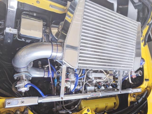 C30A VTEC TURBO NA1 NSX