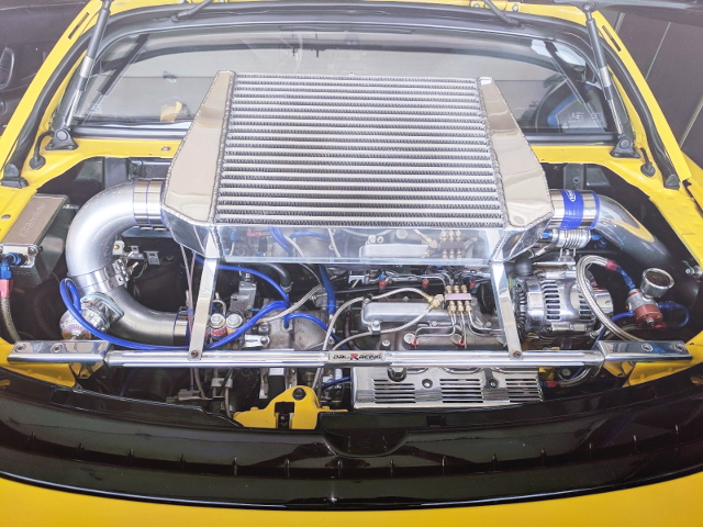 C30A INTERCOOLER TURBOCHARGED VTEC ENGINE