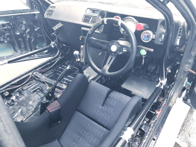 INTERIOR DASHBOARD AE86 LEVIN