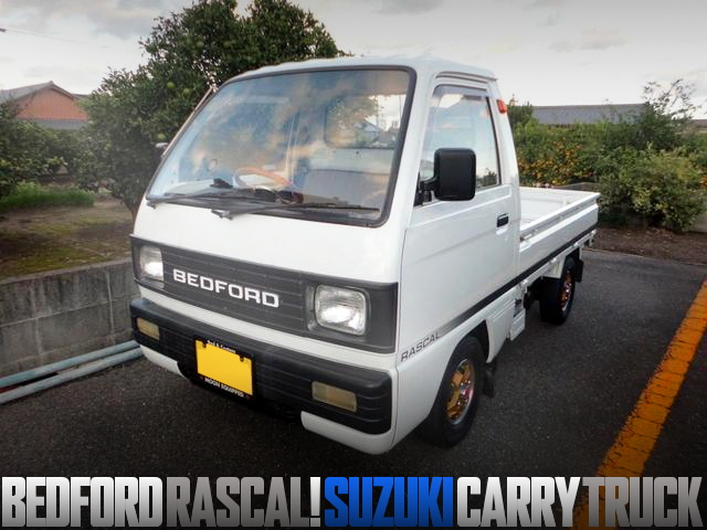BEDFORD RASCAL CUSTOM SUZUKI CARRY TRUCK