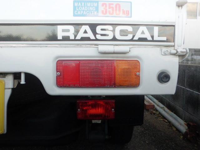 REAR RASCAL EMBLEM