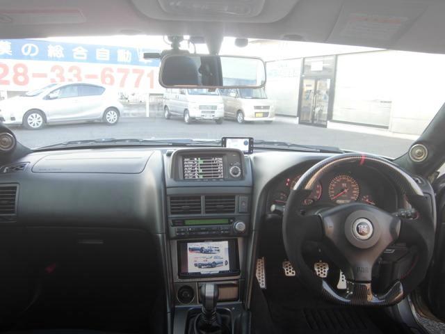 INTERIOR R34 SKYLINE GT-R V-SPEC2