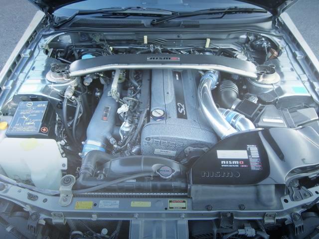 NISMO S2 RB26 ENGINE FOR R34 SKYLINE GT-R V-SPEC2