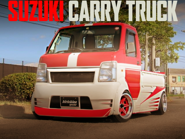 HELLO SPECIAL SUZUKI CARRY TRUCK