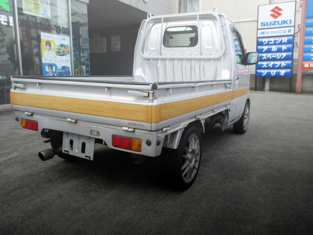 REAR EXTERIOR DB52T CARRY TRUCK