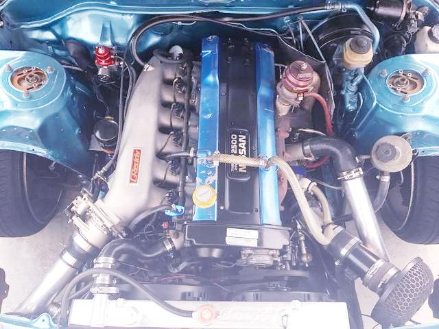 RB25DET TURBO ENGINE SWAP
