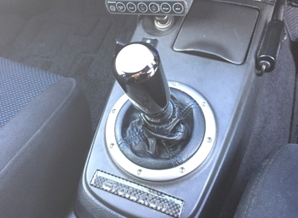 SHIFT KNOB FROM CT9A EVO