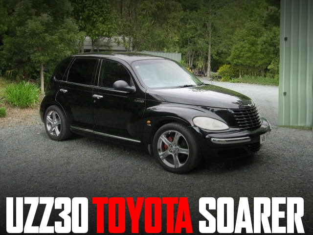 CHRYSLER PT CRUISER REPLICA UZZ30 SOARER