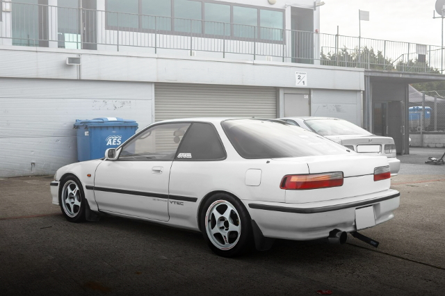 REAR EXTERIOR DA6 INTEGRA
