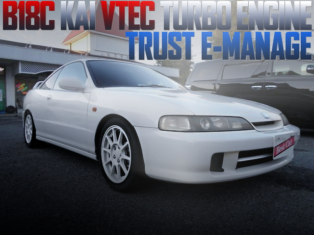 DC2 INTEGRA TYPE-R TURBO