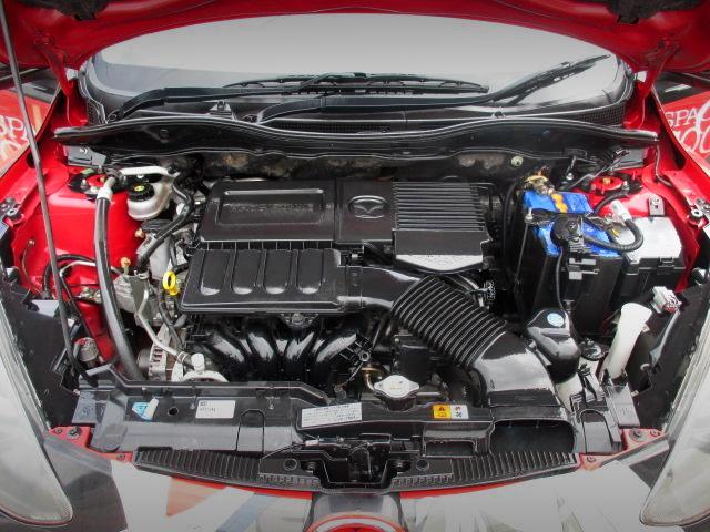 DE5 DEMIO SPORT 1500cc ENGINE