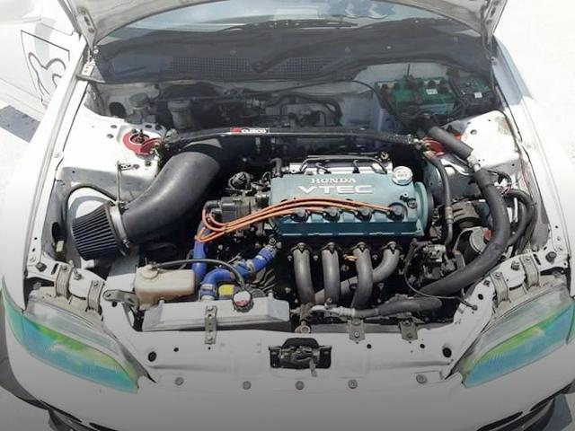 D15B VTEC ENGINE