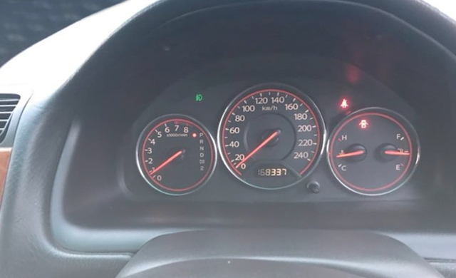 240km SPEED METER