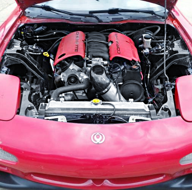 LS6 V8 ENGINE