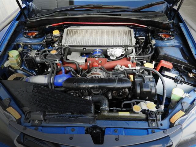 EJ20 BOXER ENGINE FOR GVB WRX STI
