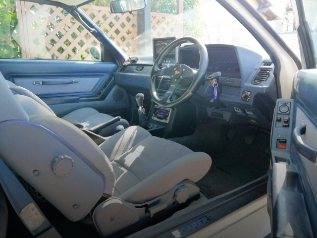INTERIOR STEERING GZ10 SORER