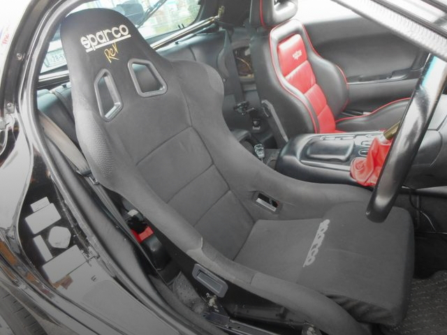 SPARCO FULL BUCKET SEAT