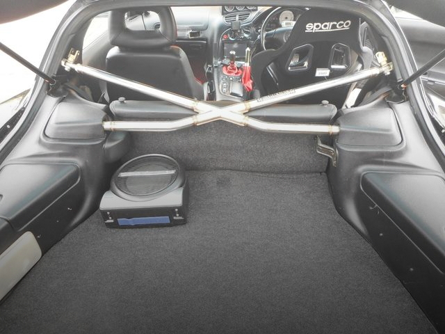 REAR TRUNK ROOM FOR FD3S RX-7