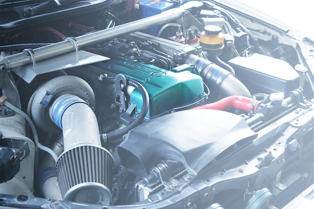 2JZ-GTE T78-33D TRUST TURBOCHARGED